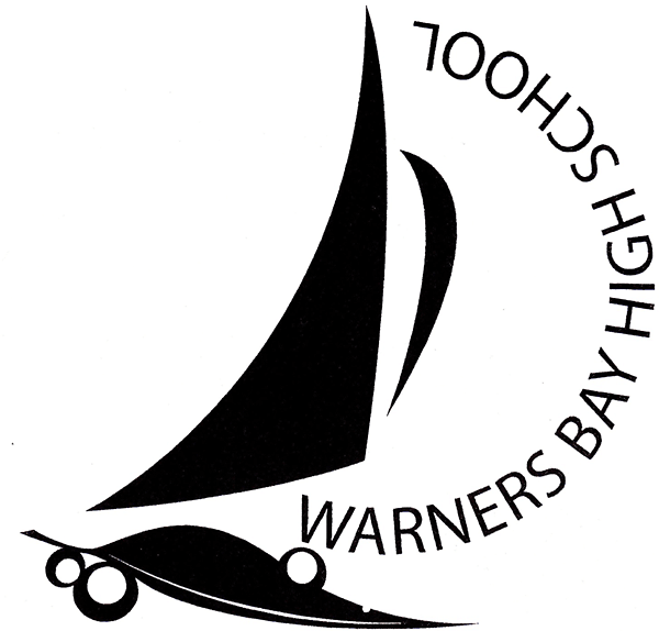 Warners Bay High School Logo
