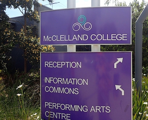 McClelland College 1