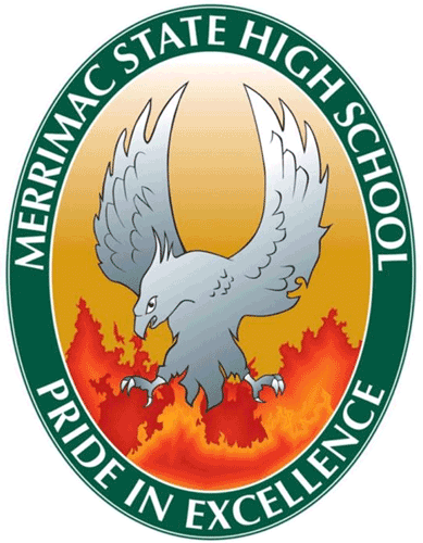 Merrimac State High School Logo