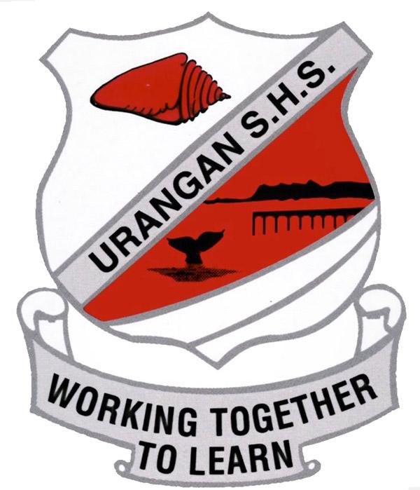 Urangan State High School Logo