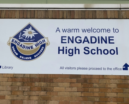 Engadine High School 1