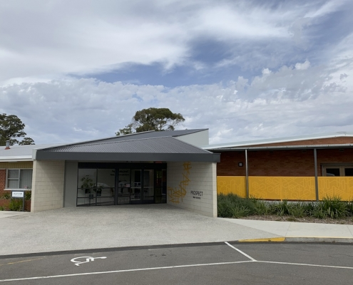 Prospect High School Tasmania 2