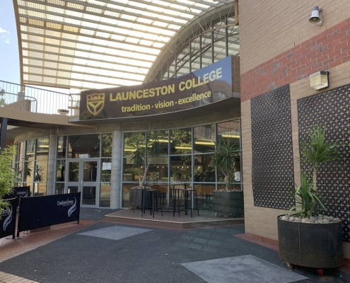 Launceston College 17
