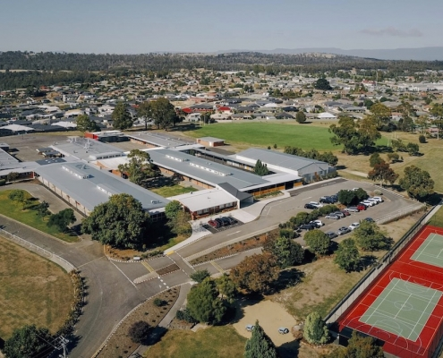 Prospect High School Tasmania 1