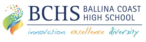 Ballina Coast High School Logo