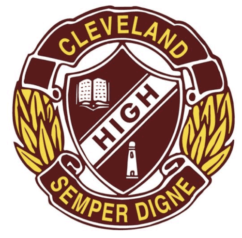 Cleveland District State High School Logo