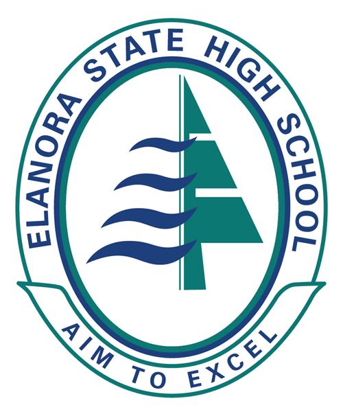 Elanora State High School Logo