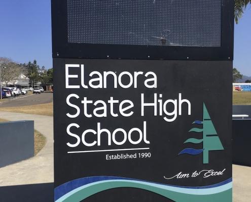 Elanaora State High School 1