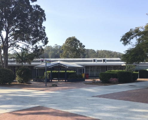 Elanaora State High School 9