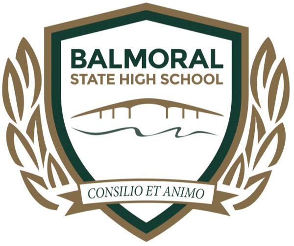 Balmoral State High School Logo