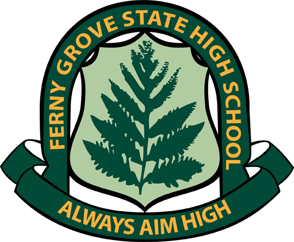 Ferny Grove State High School Logo