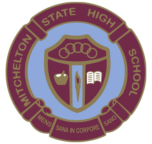 Mitchelton State High School Logo