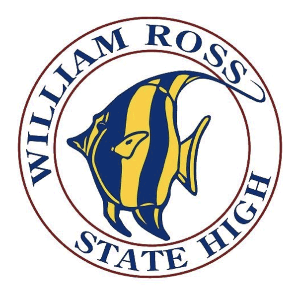 William Ross State High School Logo