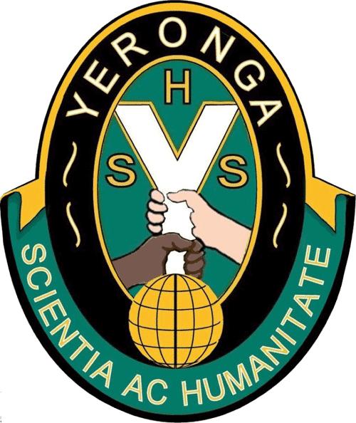 Yeronga State High School Logo