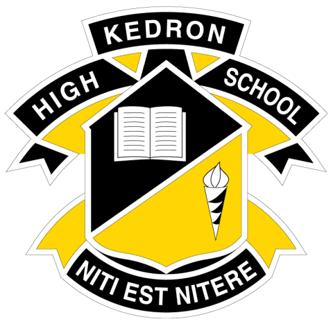 Kedron State High School Logo