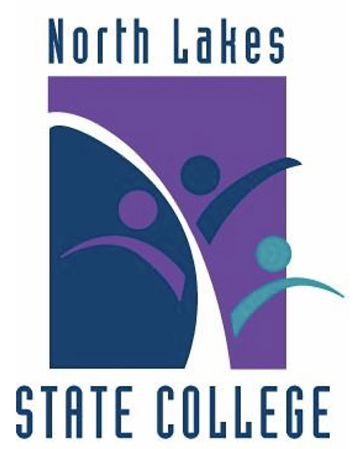 North Lakes State College Logo