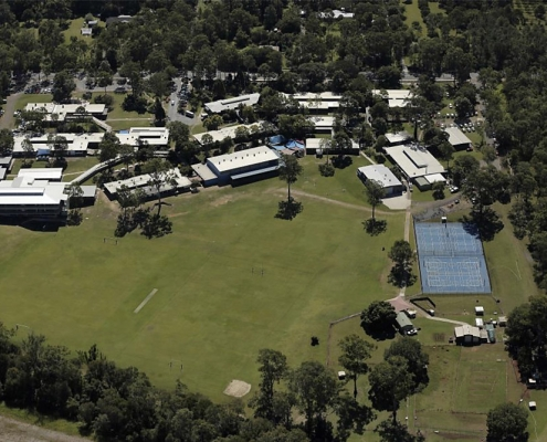 Rochedale State High School Aerial