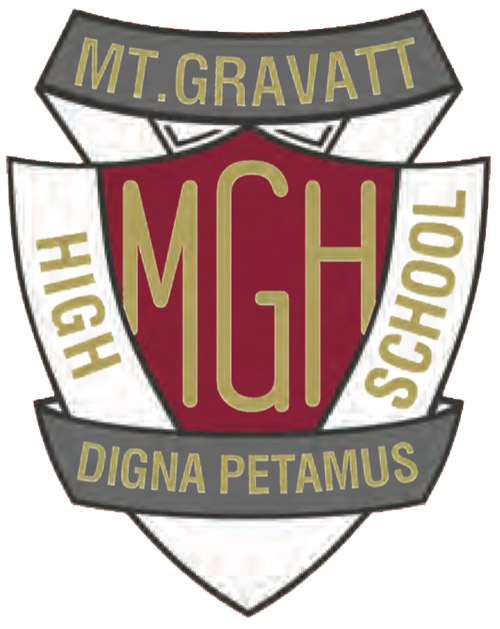 Mount Gravatt State High School Logo