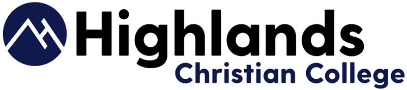 Highlands Christian College Logo