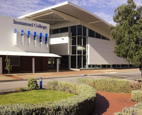 1. Immanuel College Sports Centre