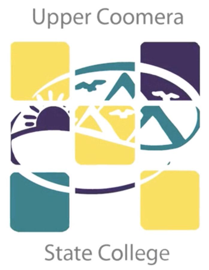 Upper Coomera State College Logo