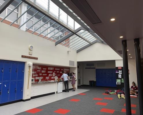 The Friends School HA4