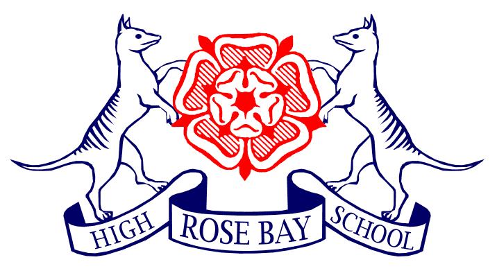 Rose Bay High School Logo