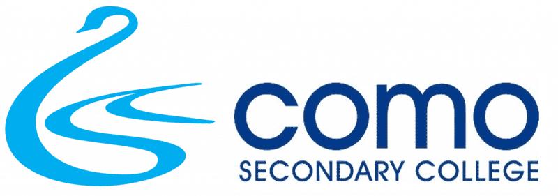 Como Secondary College Logo